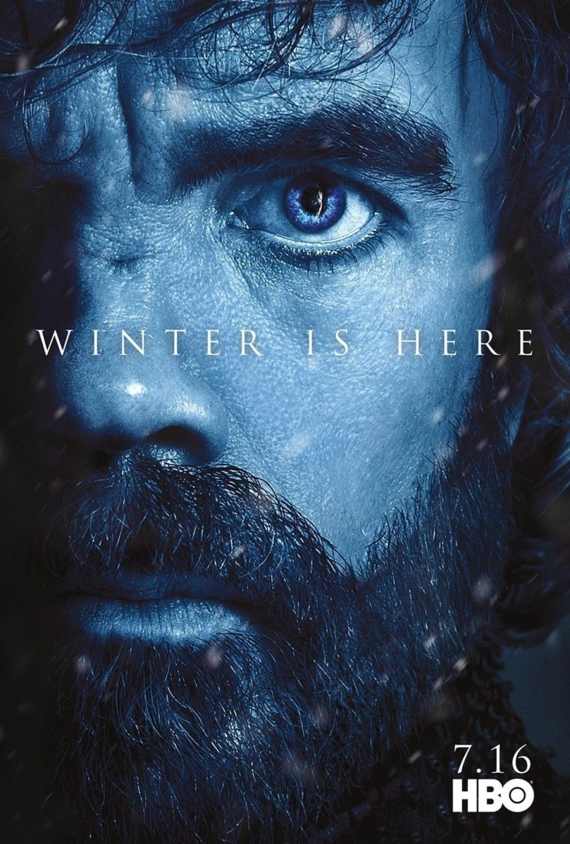 Game Of Thrones Season 7 WINTER IS HERE