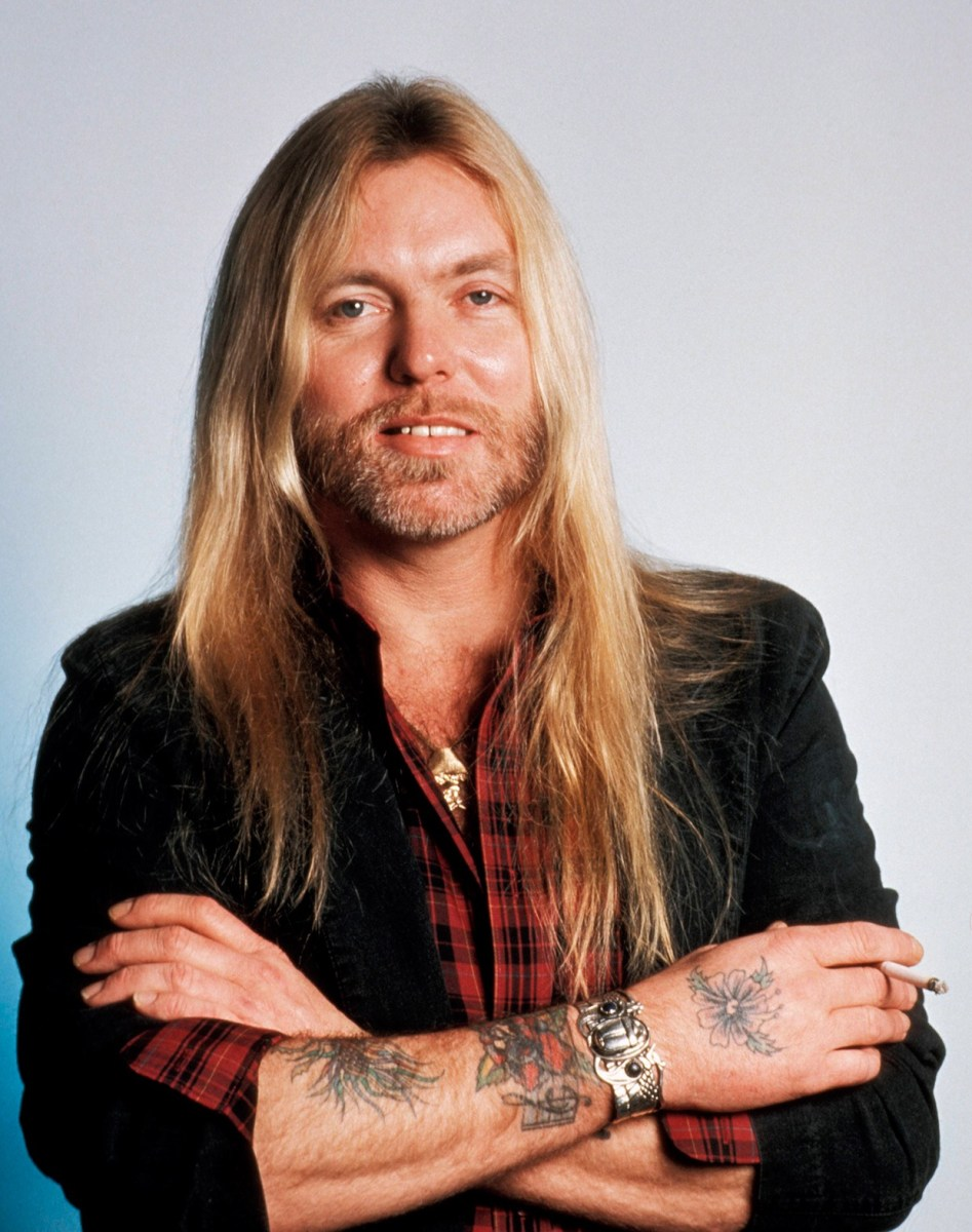 Gregory's Song ​A Poem For The Late, Great Greg Allman By Bree Donovan
