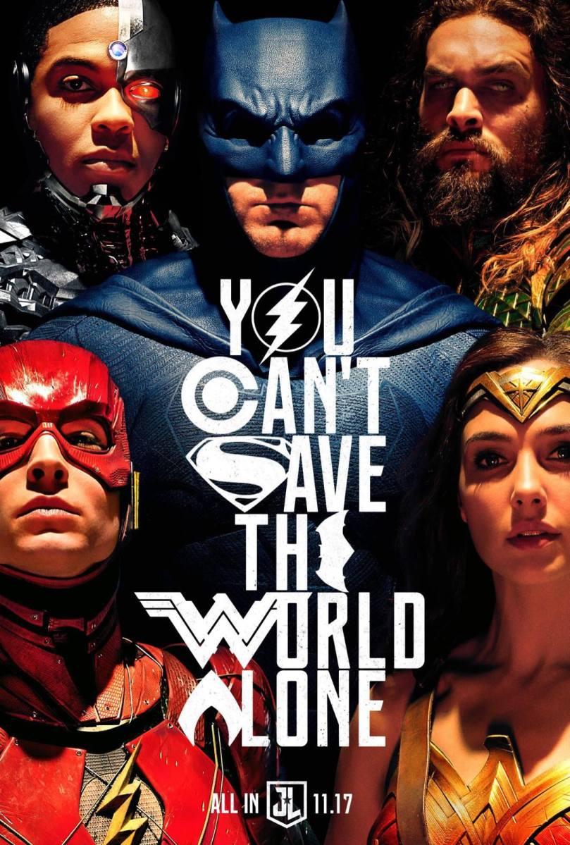Justice League Comic-Con Sneak Preview