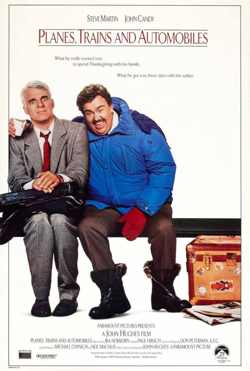 Happy Thanksgiving Planes, Trains And Automobiles