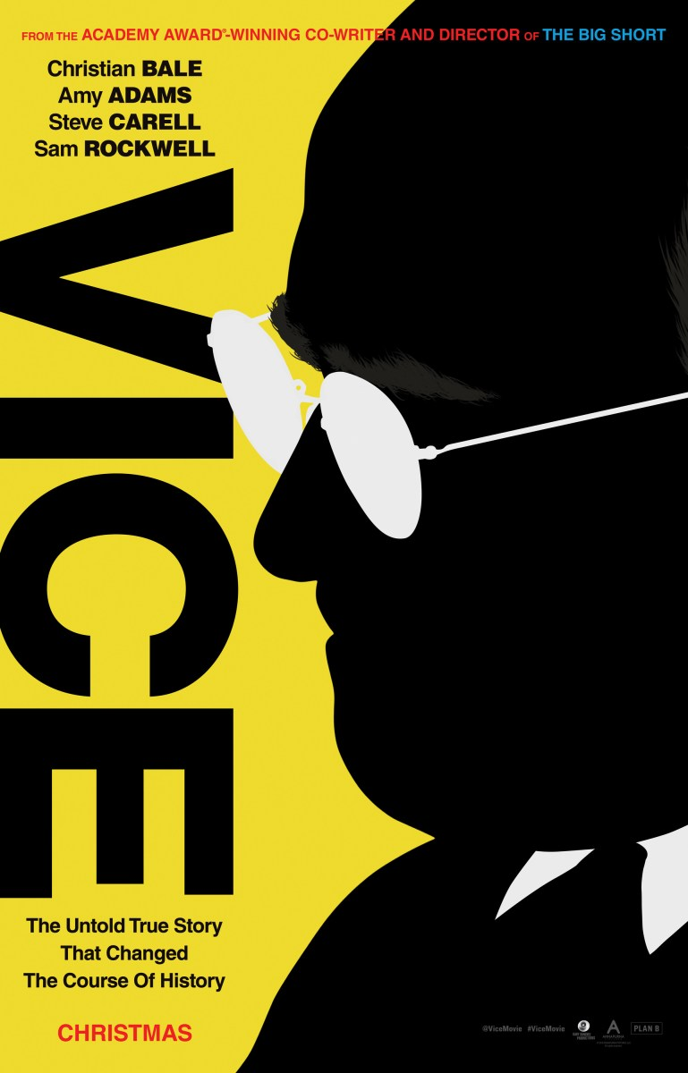 Vice, 2018 Teaser Trailer