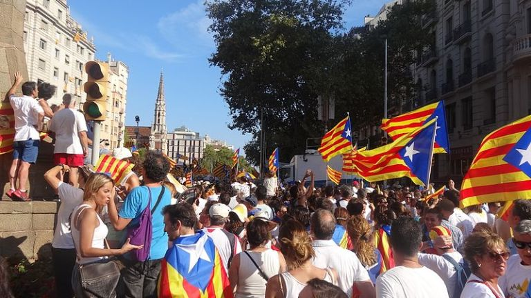 Catalonia, after St Crispin's Day: the heroes of the blunder