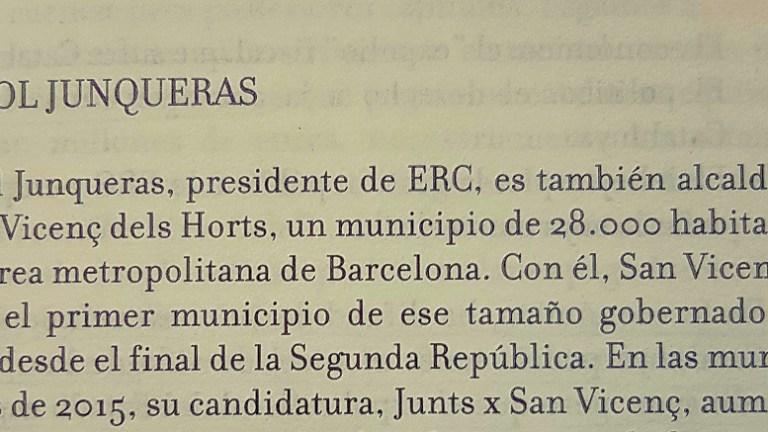 Il conti e i racconti dell'indipendenza – Parte I: Oriol Junqueras