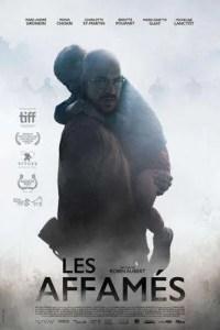 LES AFFAMES Poster