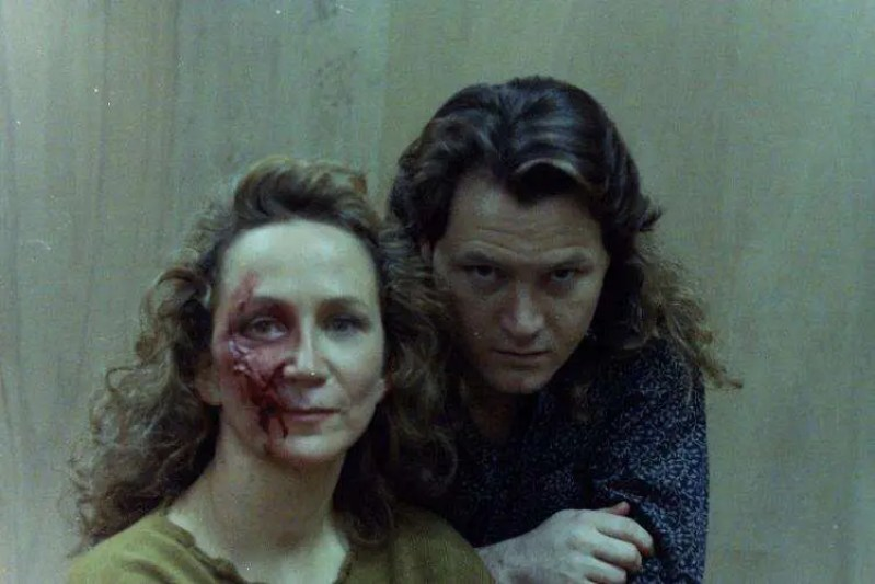 Rutanya Alda, Actress, Author, Interview, Voices From The Balcony, Women In Horror Month 2018, WiHM9, WiHM, Women of Horror, Horror Actress, Horror, THE DARK HALF, Behind The Scenes, BTS, Special F/X, F/X, Makeup F/X, Horror F/X, George A Romero, Stephen King, Horror Films, Horror Movies, Horror Images, Horror Movie Images, Horror Film Images, Rutanya Alda Images