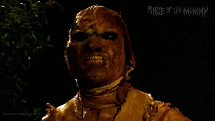 Rage of the Mummy 4