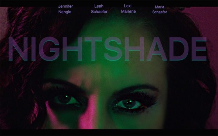 Nightshade TOUCHED EYES