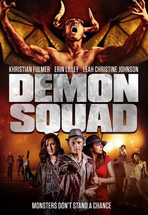 Demon Squad poster