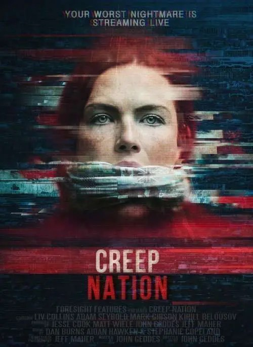 Creep Nation Official+Poster