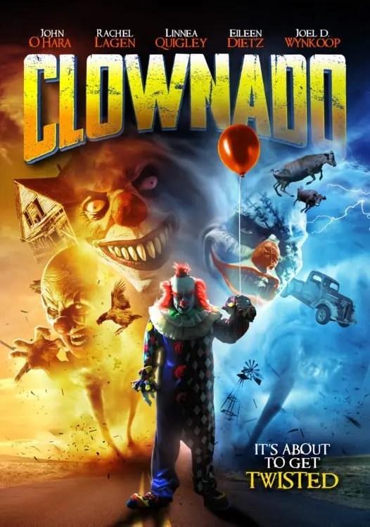 Clownado KeyArt