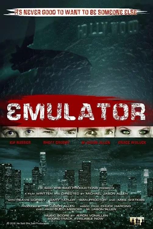 Emulator Poster 2