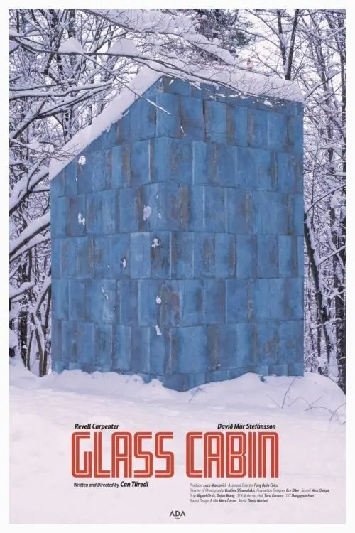 Glass Cabin poster