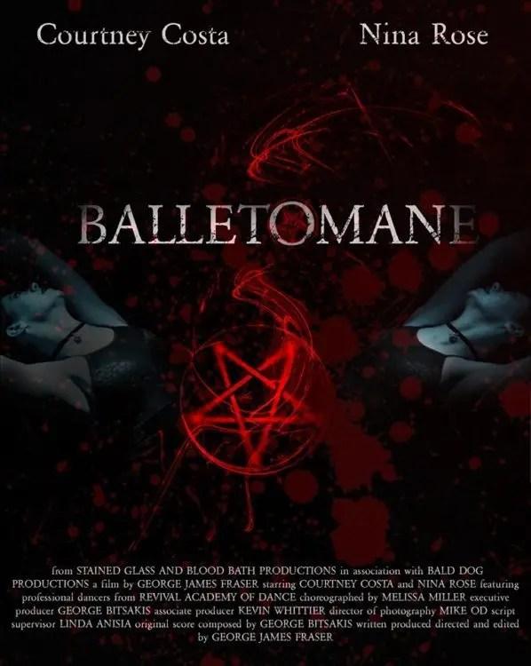Balletomane Poster