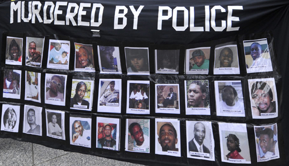 From Los Angeles to Ferguson, Ferguson to New York, Confronting Nationwide Police Violence