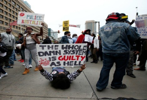 Baltimore: Creative Disruption And Rebellion Against State Sanctioned Violence
