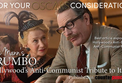Trumbo — Hollywood's Anti-Communist Tribute to itself