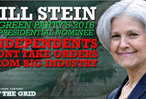 Voice Radio: Eric Mann Hosts a Conversation with Jill Stein