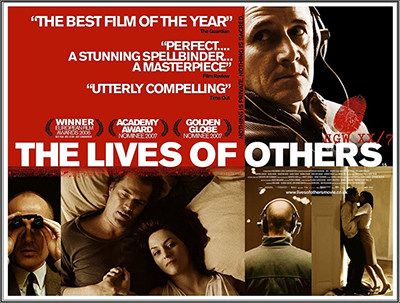 "Voices Radio: ""The Lives of Others"" Film Review"