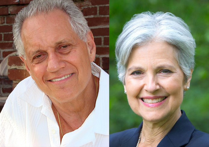 Voices Radio: Listen to the Jill Stein and Eric Mann and Eric's Commentary after the conversation