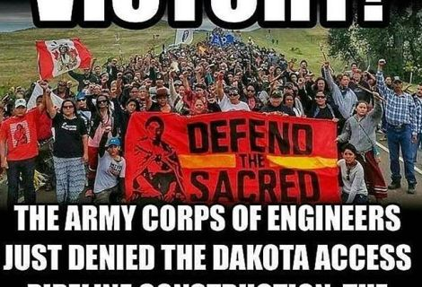 Voices Radio: VICTORY FOR STANDING ROCK