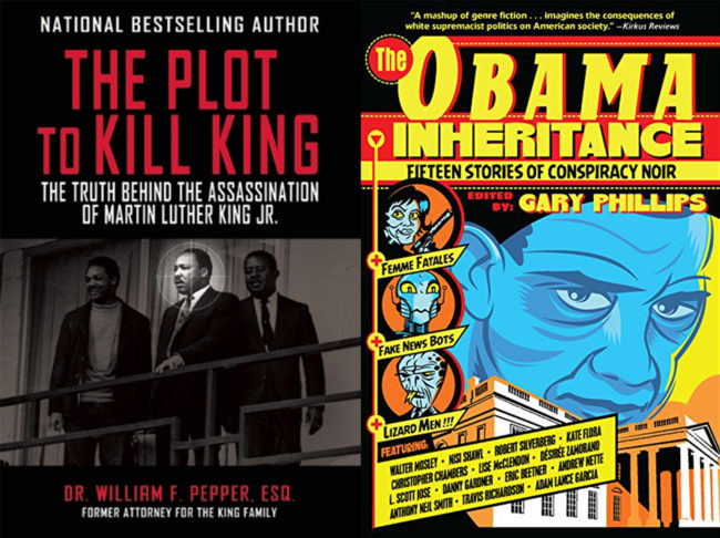 Voices Radio: The Plot to Kill King & The Obama Inheritance