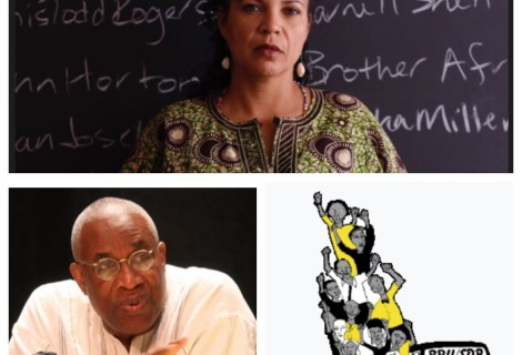 Voices Radio: Eric and Channing push for support of Dr. Melina Abdullah, they continue the discussion of the Bus Riders Union film, and we hear from the Executive Director of the Pan African Film Festival, Ayuko Babu.