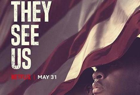 Voices Radio: Discusses, When They See Us, by Ava DuVernay.