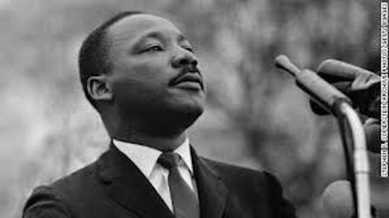 Voices Radio: Eric recaps the MLK Day parade and his article on Dr. Martin Luther King.