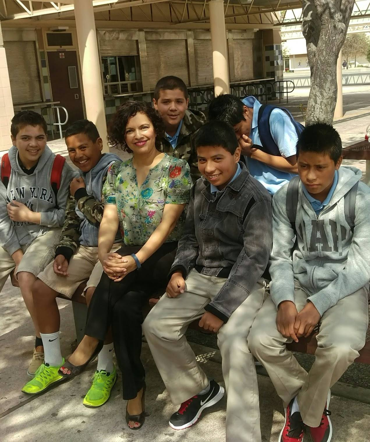 Interview with Martha Infante, Teacher in South Central Los Angeles, CA