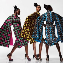 African Fashion Goes Global