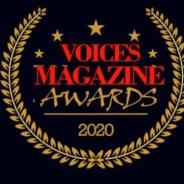 2020 Voices Magazine Awards