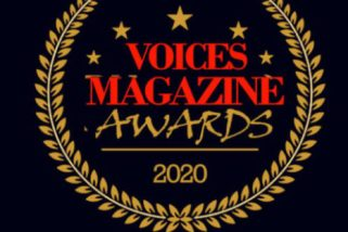 2020 Voices Magazine Awards
