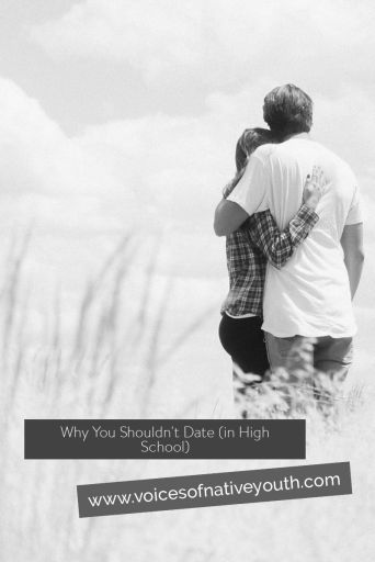 A high school senior advises kids to think before they start dating. Just because everyone else seems to be hooking up doesn't mean you need to! #dating #highschool #middleschool #relationships #consequences #graduate