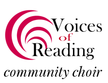 Voices of Reading logo
