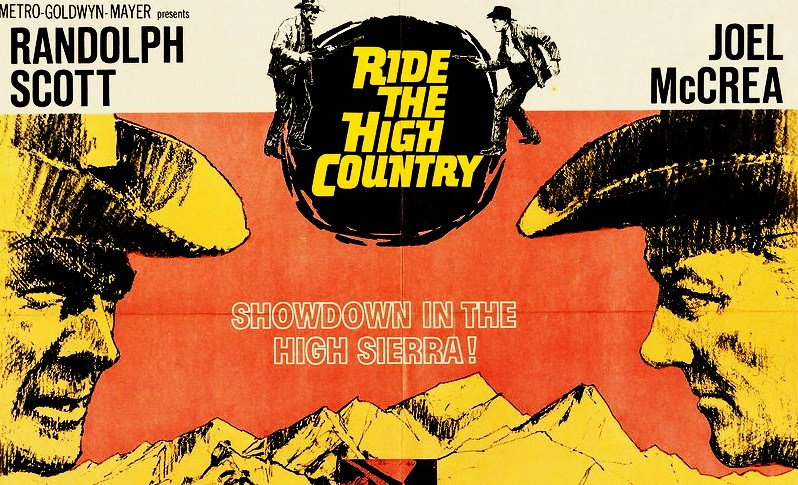 ride the high country poster