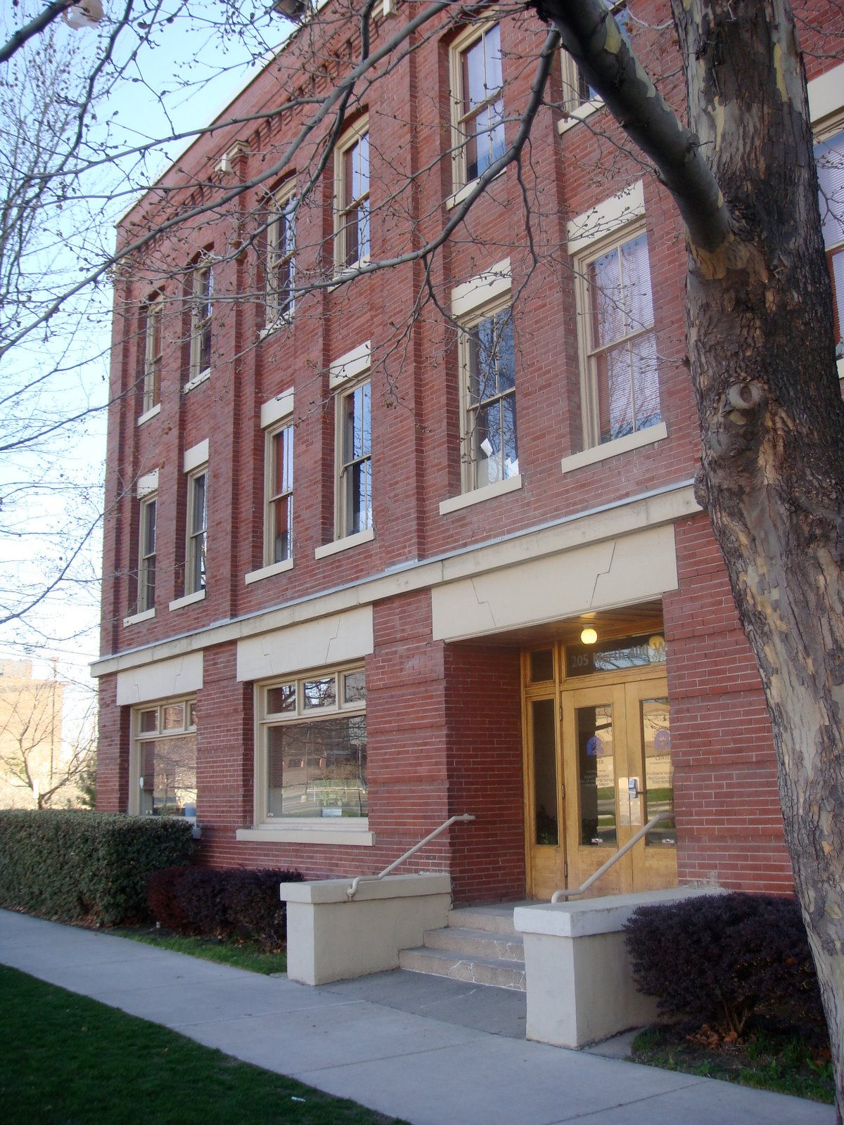 The Community Legal Center houses the Legal Aid Society of Salt Lake, as well as other non-profit legal aid organizations.