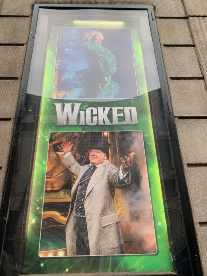 Wicked West End Cast
