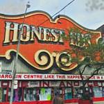 Honest Ed-Main Building