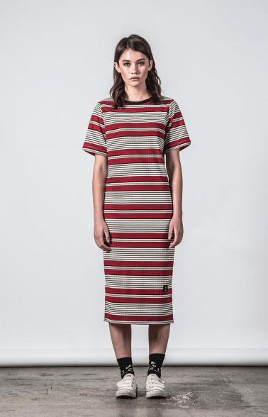 Thing Thing Fanmail Tank Dress Stripe