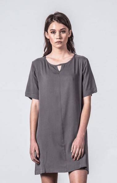 Thing Thing Mindful Dress Coal