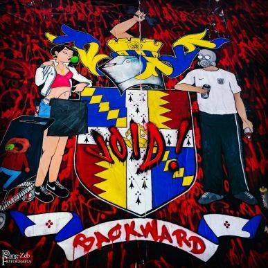 Backward - Birmingham Civic Irony 2014