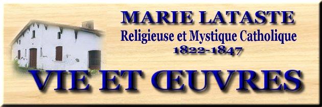 """Résultat de recherche d'images pour """"Marie Lataste"""""""