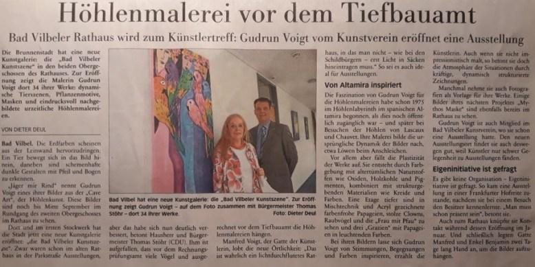 26.07.2016 Frankfurter Neue Presse