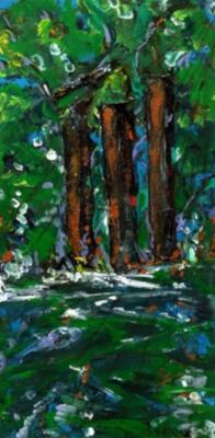Säulenwald