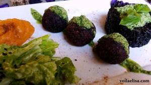 albondigas-veganas-salsa-pesto-albahaca-sin-gluten-sin-lactosa