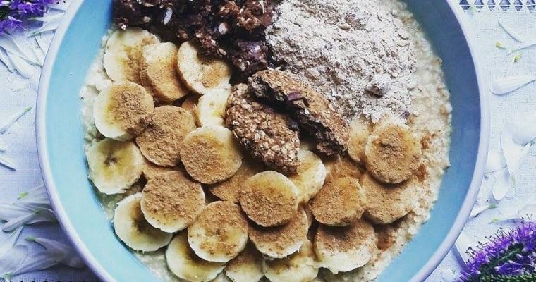 5 desayunos saludables con avena