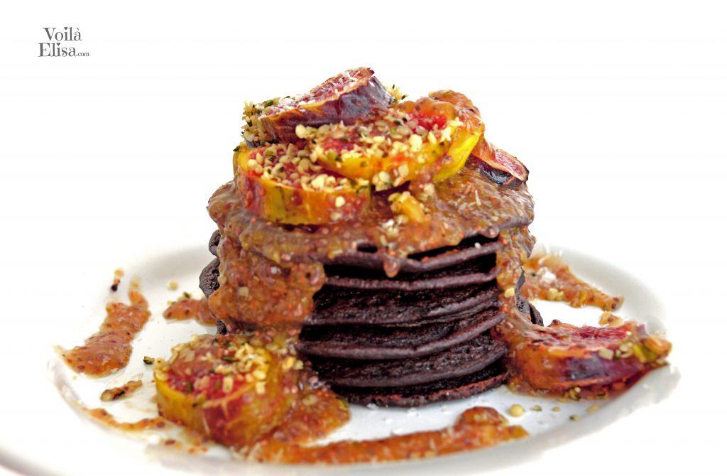 tortitas-pancakes-panquecas-proteicas-veganas-sin-gluten-sin-lactosa-sin-azucar-sencillas-faciles-mermelada-higos