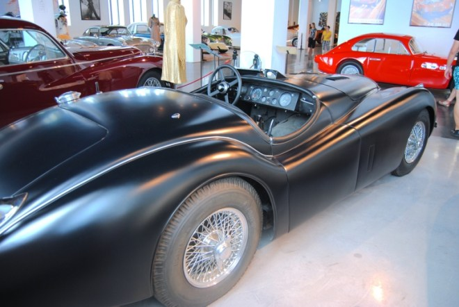 what to see in malaga car museum