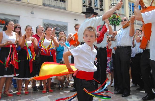dance malaga fair larios