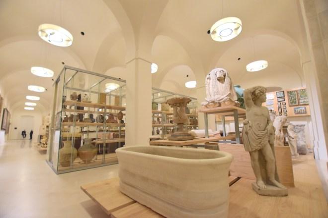 almacén arqueologico museo de málaga